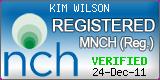 Kim Wilson NCH Registered Hypnotherapist