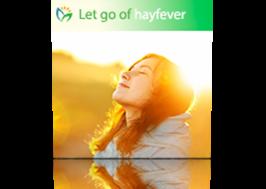 Let go of hayfever